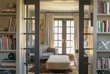 Bookcase doors
