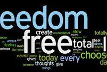 freedom  vrijheid Freiheit