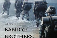 Band of Brothers / We spelen de titelmuziek/ filmmuziek van Band of Brothers tijdens ons jubileumconcert op 18 april 2015. www.fanfarecorps-hs.nl