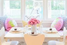 INTERIOR: CUTE / A place filled with cute home things.
