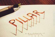 3D Kalligrafie