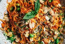 Vegan Veggie Noodles & Pasta