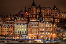 Scandinavian Christmas / Copenhagen and Stockholm for Christmas and New Years
