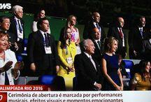 Paralimpíadas: Cerimônia de abertura Jogos Paralímpicos Rio 2016 / Jogos Paralímpicos de Verão de 2016, oficialmente Jogos da XV Paralimpíada,