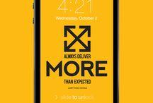 Motivational Mobile Wallpapers / More iPhone Motivational Wallpepers - http://www.startupzap.com/collections/mobile-motivational-wallpapers