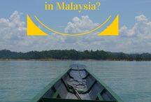 Explore Malaysia / Tips, tricks and ideas for exploring Malaysia