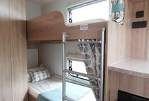 Our new caravan