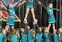 Cheer sport sharks