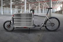 Nice bikes / Les vélos beuax