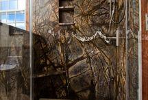 Rainforest Marble Bathrooms
