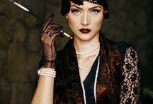1920s -1940s fashion
