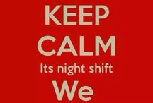 Welcome to the night shift