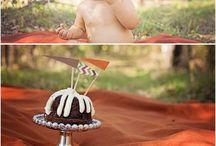 1st Birthdays Outdoor Inspiration