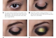makeup tips / by Penny Scott