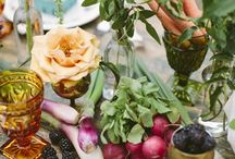 Rustic Party / Rustic ideas for a wedding, party or any celebration.