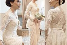 Kebaya Indonesia's fashion