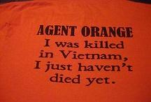 Agent Orange / by Lonnie McCoy