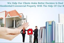 Agents / #RealEstate Agents are the people saves your time & money and helps you to get the better #properties.