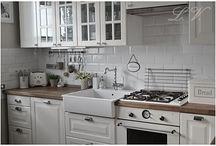 Ikea Bodbyn / Ikea Bodbyn-sarjat keittiöitä