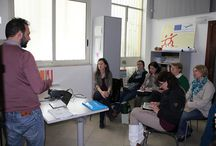 """Leonardo Vetpro Romania / In 27th of April the main activities for the project with the title """"Strategiesof Promoting Rural Tourism at European Level"""" started here in Sicily in order to develop skills and qualities of the participants. Under the framework of the Lifelong Learning Programme in cooperation with COLEGIUL Economic DimitrieCantemirSuceavafrom Romania, the team of the Associazione Art.Cult. """"A Rocca"""" and Eprojectconsult International department welcomed 6 teachers specialized in the field of tourism."""