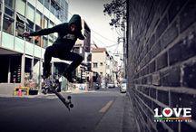 Longboard / My Pic
