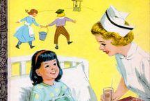 Nurse...I need a bedpan / by Kristy Williams