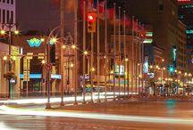 Downtown - Winnipeg, Manitoba ✯ WinnipegHomes.com