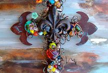 Crosses... I love / by Nancy Chafin
