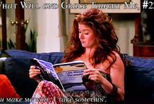Will & Grace / by Anne Edgar