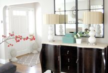 home : interiors / by Heather Jennings