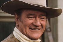 The Duke...John Wayne  / by Annette Barrera Jacobsen
