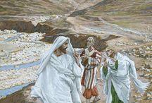 James Tissot (1836-1902) / James Jacques-Joseph Tissot, Nantes 1836-1902. http://www.jamestissot.org/ https://www.brooklynmuseum.org/opencollection/search/?portfolio=The+Life+of+Our+Lord+Jesus+Christ+%28La+Vie+de+Notre-Seigneur+J%C3%A9sus-Christ%29&type=object