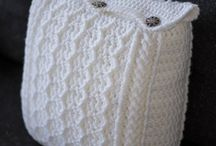 Pillow Crochet Patterns / Crochet patterns for pillows of all shapes and sizes to decorate your home.