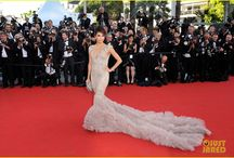 Gorgeous On The Red Carpet / by Amanda Rabinowitz