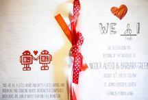 Wedding Stationery Inspiration / by Katy Lindemann