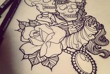 Inkspiration / Tattoo designs and ideas
