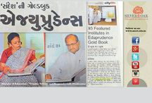 SOCET News / This board contains special news about silver oak college of engineering and technology.