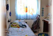 http://soymamakangaroo.blogspot.com/2014/05/preparando-la-habitacion-del-bebe.html / Decorando la habitación del bebé