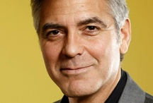 George Clooney / Charming guy, amazing actor & director :)