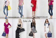 Liu Jo / Liu Jo collezione e catalogo primavera estate e autunno inverno abiti abbigliamento accessori scarpe borse sfilata donna.