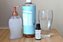 Natural Cleaning DIY