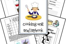 Cooking with kids / by Heather Peacock