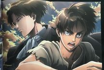 Humanity's Most Handsome / Levi & Eren