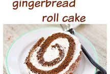 Cake roll / by Janis Allspaw