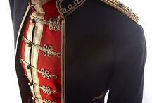 Military uniforms / Uniforms of all periods