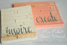 DIY projects / by Denise Carter