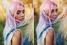 Hair / by Caitlin Chelette