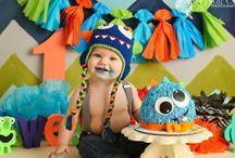 Cumpleaños monster