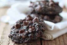 Μπισκότα με βρώμη / Υπέροχα και λαχταριστά μπισκότα με βρώμη και σοκολάτα!