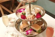 Bridal Shower Tea or Luncheon / Bridal Shower Teas at The Chatsworth for White Room Brides http://www.thechatsworthpub.com/frontpage/tea/ or book here: http://www.thechatsworthpub.com/contact/